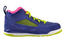 Jordan Flight 9.5 BP Little Kids Shoes Royal Blue/Green-Pink-White 684896-408