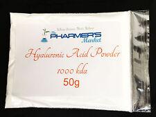 1000 KDA HMW High Molecular Weight Hyaluronic Acid Powder Cosmetic & Food Grade