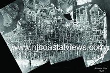 Atlantic City NJ Unique Aerial Photo Prints from 1920 & 1933