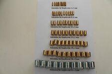 Verstärkungshülsen Stützhülsen für Kupferrohr 6 x 1 - 22 x 1 mm zur Wahl