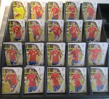Panini FIFA World Cup Russia 2018 Adrenalyn XL españa tarjetas para seleccionar
