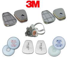 Gasfilter Partikelfilter für 3M Masken Serie 6000, 7000, 7500 Atemschutz Filter