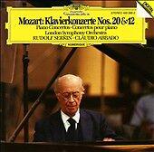 FREE US SHIP. on ANY 2+ CDs! USED,MINT CD Abbado, Claudio: Mozart: Klavierkonzer