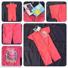 b763e9d5093a8 item 4 Peppa Pig Swimming Costume Sun Safe Suit Pool Swim Pink Zip UV50  Girls Cars -Peppa Pig Swimming Costume Sun Safe Suit Pool Swim Pink Zip  UV50 Girls ...