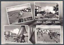 FORLÌ GATTEO 07 GATTEO MARE - SALUTI da... Cartolina FOTOGRAFICA