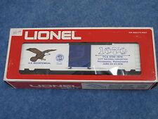 1976 Lionel 6-9779 Tca Convention Car Philadelphia Pennsylvania Box Car L1341