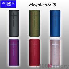 Ultimate Ears Megaboom 3 Wireless Bluetooh Speaker 360° Waterproof IP67 Logitech