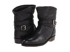New in Box FRYE Women's Dorado Short Ankle Boots Black Size Retail $ 398