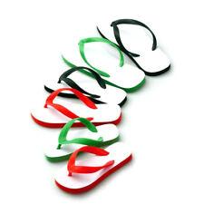 Sublimation Flip Flops Slippers Heat Press Custom Kids Adults Black Green Red