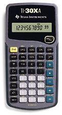 Texas Instruments TI-30Xa Battery Scientific Calculator