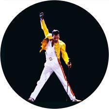 "Freddie Mercury - Queen at Wembley (1986) - 12"" Vinyl Record Clock"
