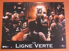 LA LIGNE VERTE LOBBY CARD STEPHEN KING CHAISE ELECTRIC