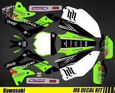 Kit Déco Moto pour / Mx Decal Kit for Kawasaki KXF - Dodge