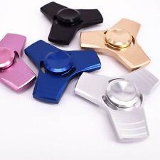Alu Original Hand Spinner Fidget Finger ADHS Anti Stress Spielzeug 4 Farben