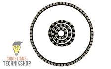 WS2812B RGB LED Ringe schwarz in verschiedenen Größen | 8 - 241 LEDs möglich