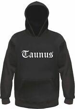Taunus Hoody - Old German - with Print - Hoody