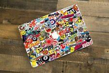 Stickers skin pour MacBook Pro Air - Brands - Fabriqué en France