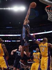 Gerald Henderson Charlotte Bobcats Slam Dunk Sport Giant Wall Print POSTER