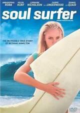 **Soul Surfer (DVD, 2011, Audio English & Francais) Helen Hunt, Carrie Underwood