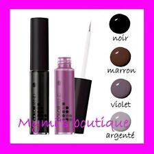 EYE-LINER liquide Color Trend Avon NOIR ou GRIS ARGENT - eyeliner neuf