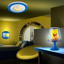 Lampe de table lampadaire plafonnier applique chambre d'enfants Bob l'éponge