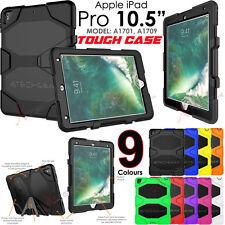 "Apple iPad Pro 10.5"" Tough HEAVY DUTY Shock Proof Protective Survival Case Cover"