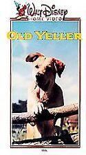 Old Yeller [VHS]