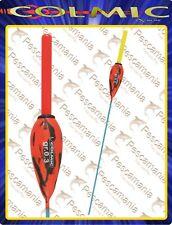 """Galleggiante colmic """"EVANIGHT"""" 0,1-1,0gr. deriva in fibra e portastalight 3mm"""