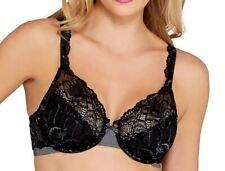 BALI - 34C - Bali Lace Desire Underwire Bra 6543 Black $42
