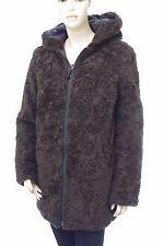 OAKWOOD manteau 2 en 1 réversible fourrure synthetique  et parka femme ALINA