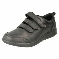 "Boys Clarks Formal/School Shoes ""Scape Sky"""
