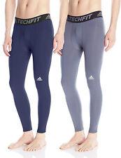 Adidas Men's Techfit Base Long Tights, Color Options
