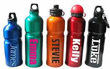 Name Tag Water Bottle Sticker Cycle Bottle School Juice Bottle  Personalized
