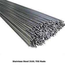 316L Stainless Steel TIG Welding Rods Filler 1.0mm 1.2mm 1.6mm 2.0mm 2.4mm 3.2mm