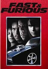 Fast & Furious  + (DVD) BRAND NEW IN SHRINKWRAP!