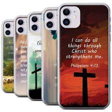 eSwish Gel/TPU Phone Case for Apple iPhone 11 /Christian Bible Verse