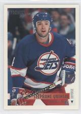 1994-95 Topps Premier #6 Stephane Quintal Winnipeg Jets Hockey Card