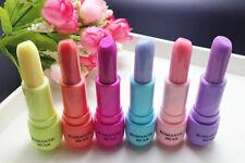 6 Colors Romantic Bear Lip Balm Color Change Wholesale
