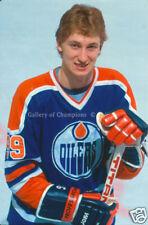 Wayne Gretsky #3 Edmonton Oilers Photo 8x12