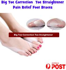 Big Toe Correction Toe Straightener Pain Relief Foot Braces