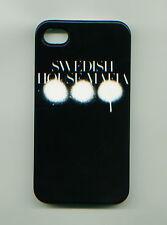 Cover Custodia Snap Case SWEDISH HOUSE MAFIA dj per iPhone 4 4S 4G NUOVA NEW