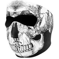Neoprene Motorcycle Full Face Skull Mask Waterproof Bike Ski Balaclava Winter