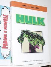 i classici del fumetto STAN LEE / KIRBY  HULK  ottimo