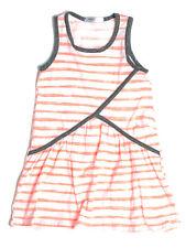 Joah Love Naomi Neon Stripe Cotton Sleeveless Toddler Girls Dress Size 2, 3, 4