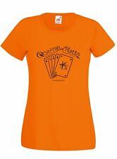 T-shirt Donna QLM_04 Quattro col Matto Manicomio Musicale Itinerante Band