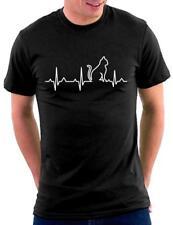 Heartbeat Cat T-Shirt