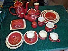 Denby /Langley Tableware  Damask  PART DINNER WARE Items