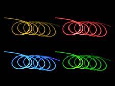2m 1,50-3,00mm LWL Lichtleiter Lichtwellenleiter Lichtfaser Beleuchtung Ambiente