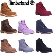 Timberland 6 Pouce 12907 Junior Lace Up size UK 3 - 7