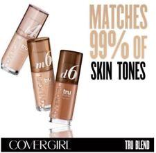 CoverGirl TruBlend Liquid Makeup D1, D4, D5 OR D7, You Choose!